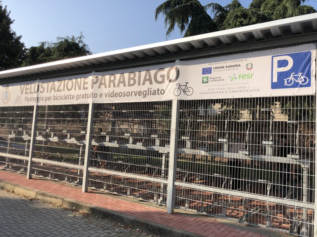 Velostazione Parabiago